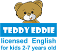 Teddy Eddie - English for kids